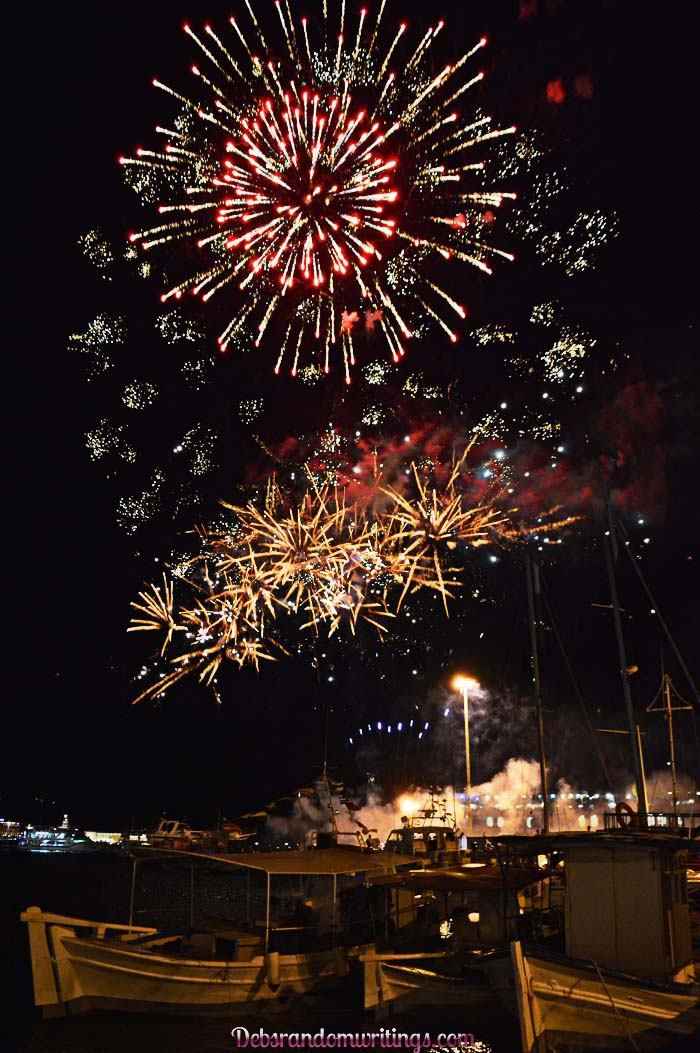St. Dennis firework display 2017