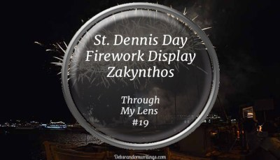 St. Dennis firework display 2017
