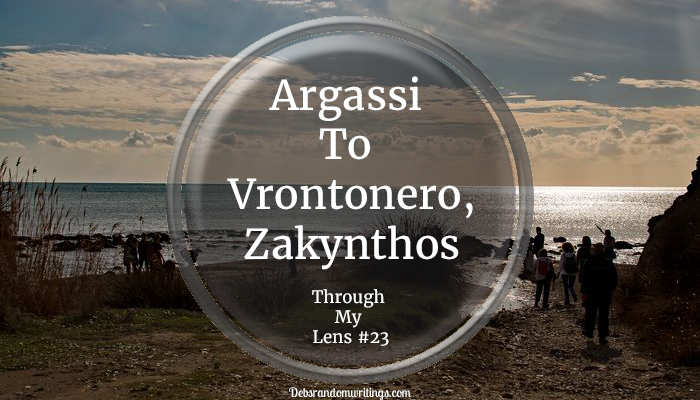Walk from Argassi to Vrontonero