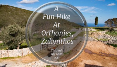 A Fun Hike At Orthonies, Zakynthos