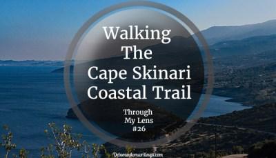 Walking The Cape Skinari Coastal Trail