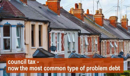 Image result for council tax debt