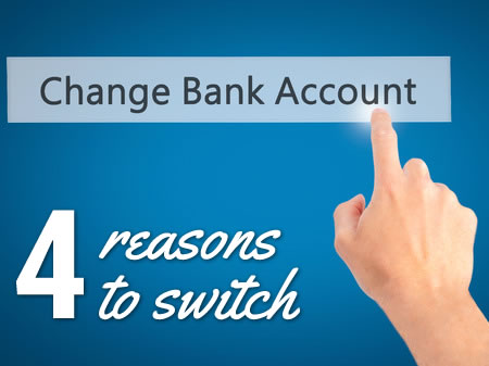 4 Reasons Why You Need A New Bank Account Debt Camel