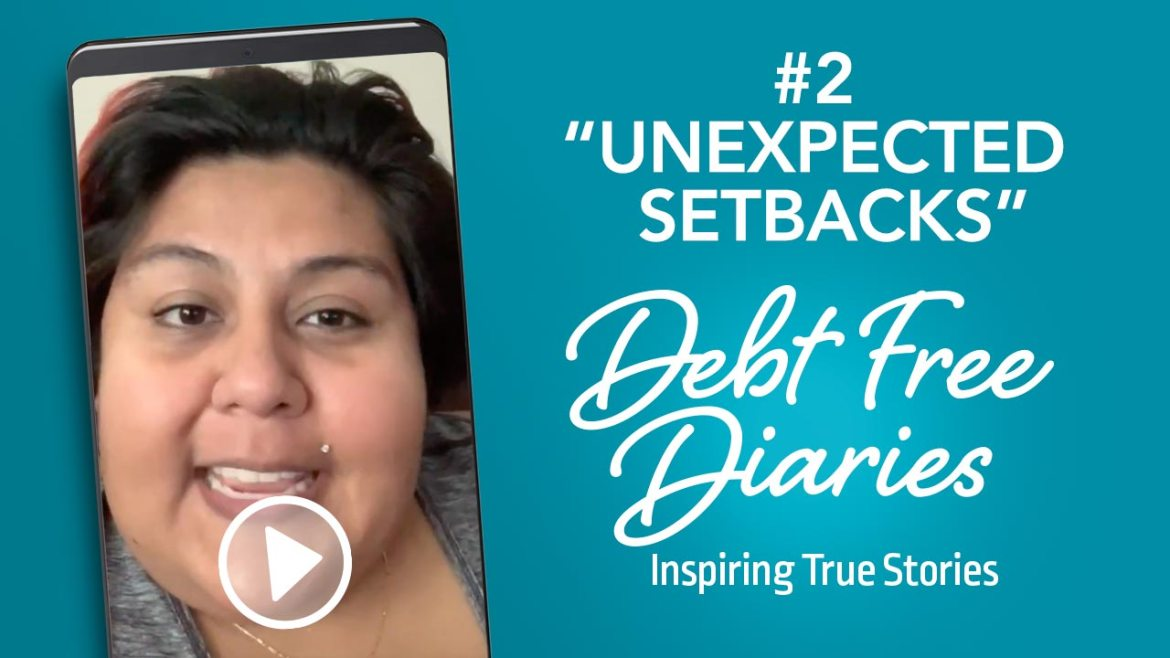 Debt Free Diary: Dealing with Unexpected Setbacks-Adelina's Story continues (Ep.2)