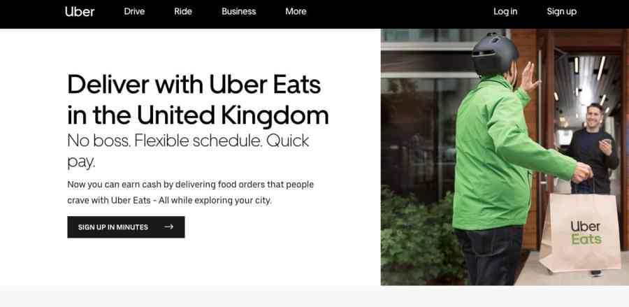 uber eats, whats uber eats, how much can i make with uber eats?