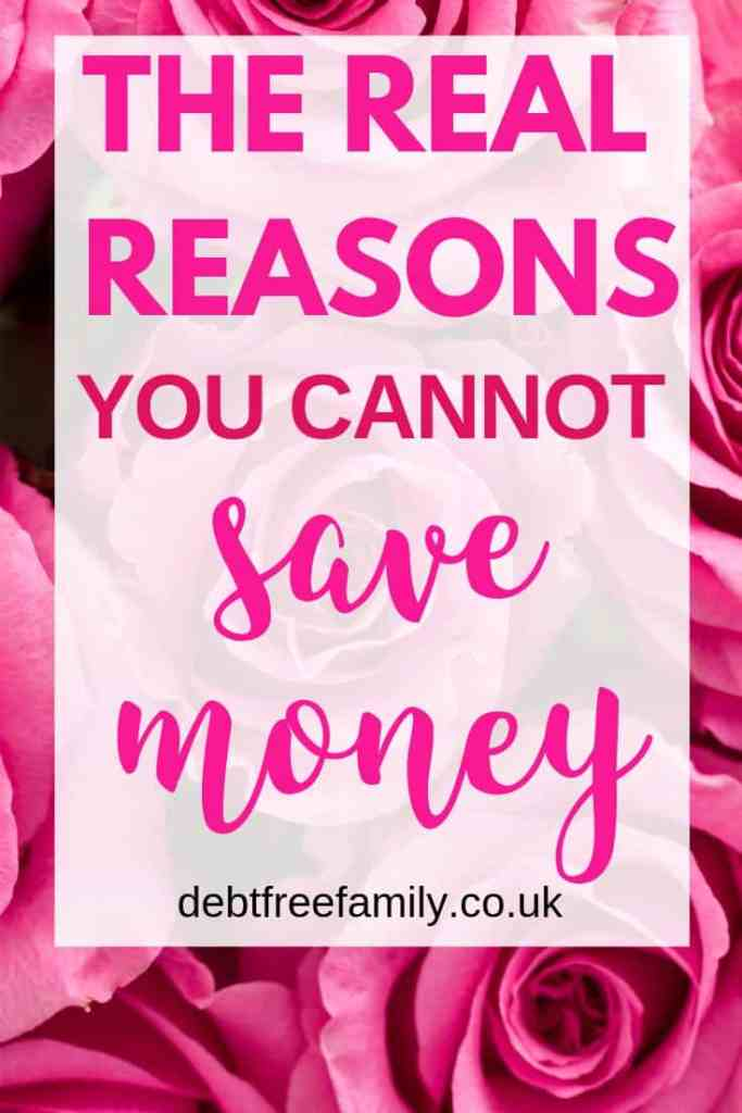 reasons you're in debt, how to get out of debt, why am I broke, i have no money