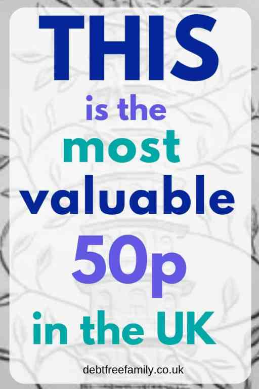 50p's have become hugely popular in the UK with collectors, but with so many in circulation we often find them in our change! Find out what your's is worth with our guide!
