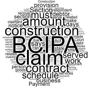 bcipa payment claim qld construction lawyers copy
