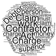 Construction Debt Recovery Subcontractors Charges Act 1974 (QLD)