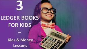 Ledger Books For Kids