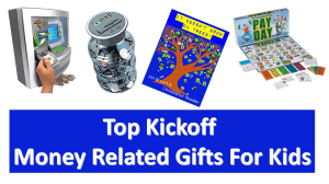Top Kickoff Money Related Gifts For Kids