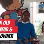 the 8 year old kid entrepreneur and business owner