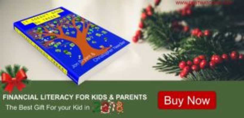 financial literacy for kids christmas gift