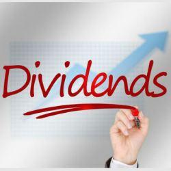 Het dividend wordt uitgekeerd #debudgetman.nl