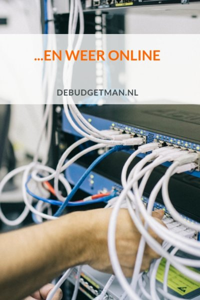 en weer online; debudgetman.nl # plug-in