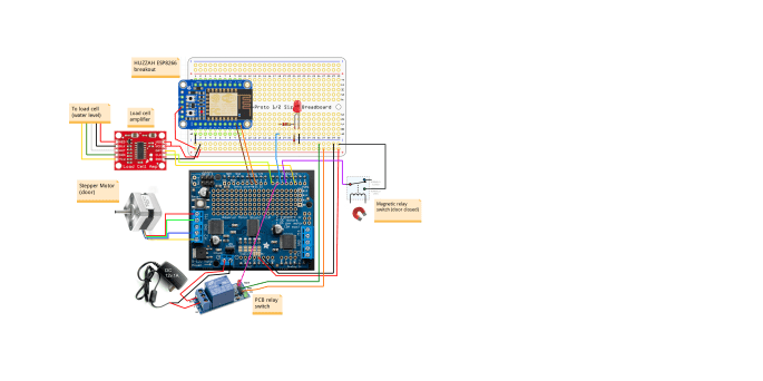 Load Cell Wiring Color Code Load Circuit Diagrams