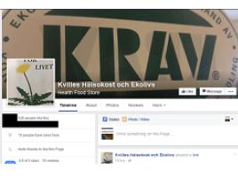 Kville's Facebook Page