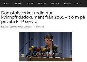 Swedish AVfM