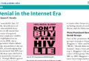 HIV Denial in the Internet Era