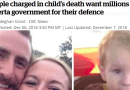 Quacks Who Let Their Son Die Demanded 4 Million Dollars. Court Rejected It.