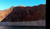 Navajo Tapestry on Lake Powell's cliffs