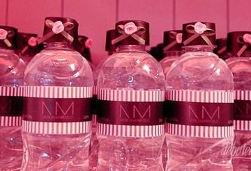 garrafas de água personalizadas