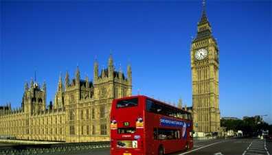 Londres - Big Ben Parlamento Inglês