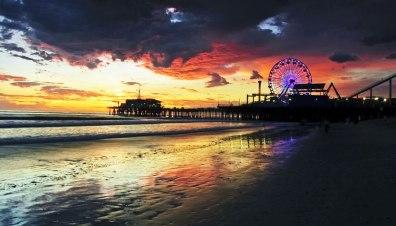 Los Angeles- Santa Monica