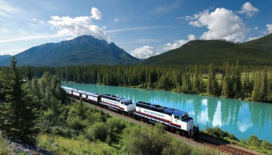 Vancouver - Rocky Mountaineer