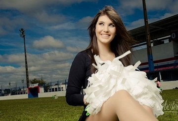 Festa Cheerleader Giovanna Brunet