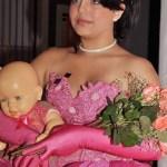 Troca da boneca cerimonial