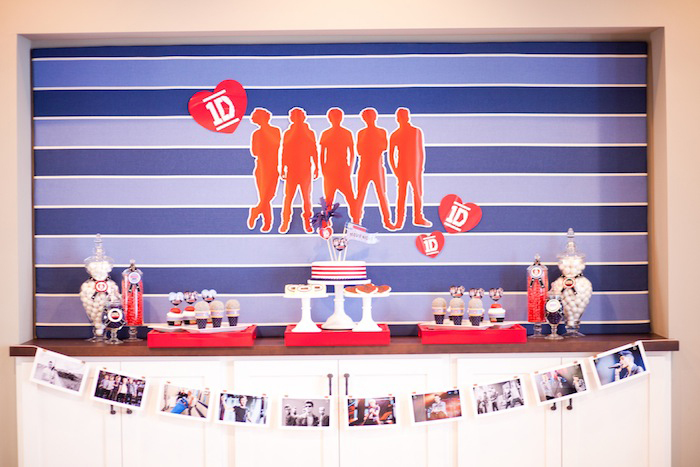 Festa One Direction