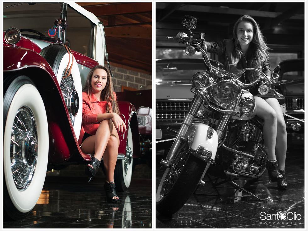 festa 15 anos carro moto