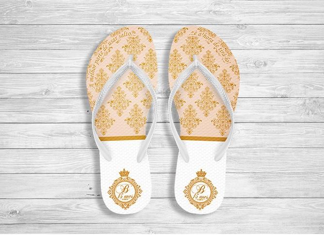 0bcf8ce4fd497e Modelos de chinelos personalizados mais populares | Debuteen - O ...