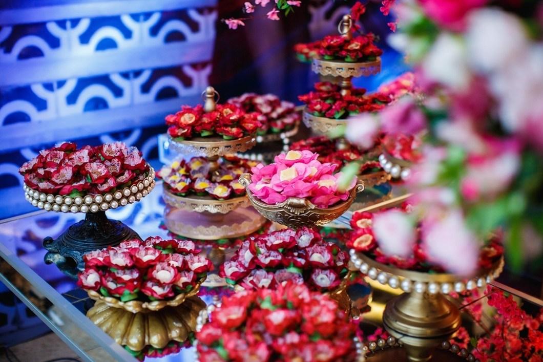 mesa doces debutante