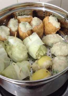 Cara Membuat Siomay Ikan Tongkol : membuat, siomay, tongkol, Membuat, Siomay, Tongkol, Renunganku