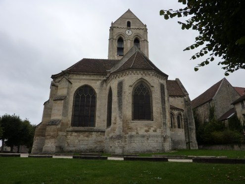 Auvers Church