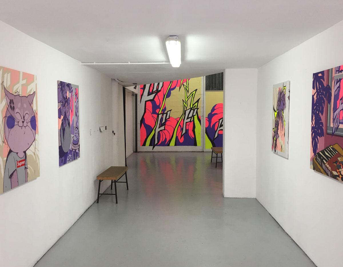 debza-artist-streetart-mural-painting-annecy-galerie-artbyfriends-exhibition-explosion-12