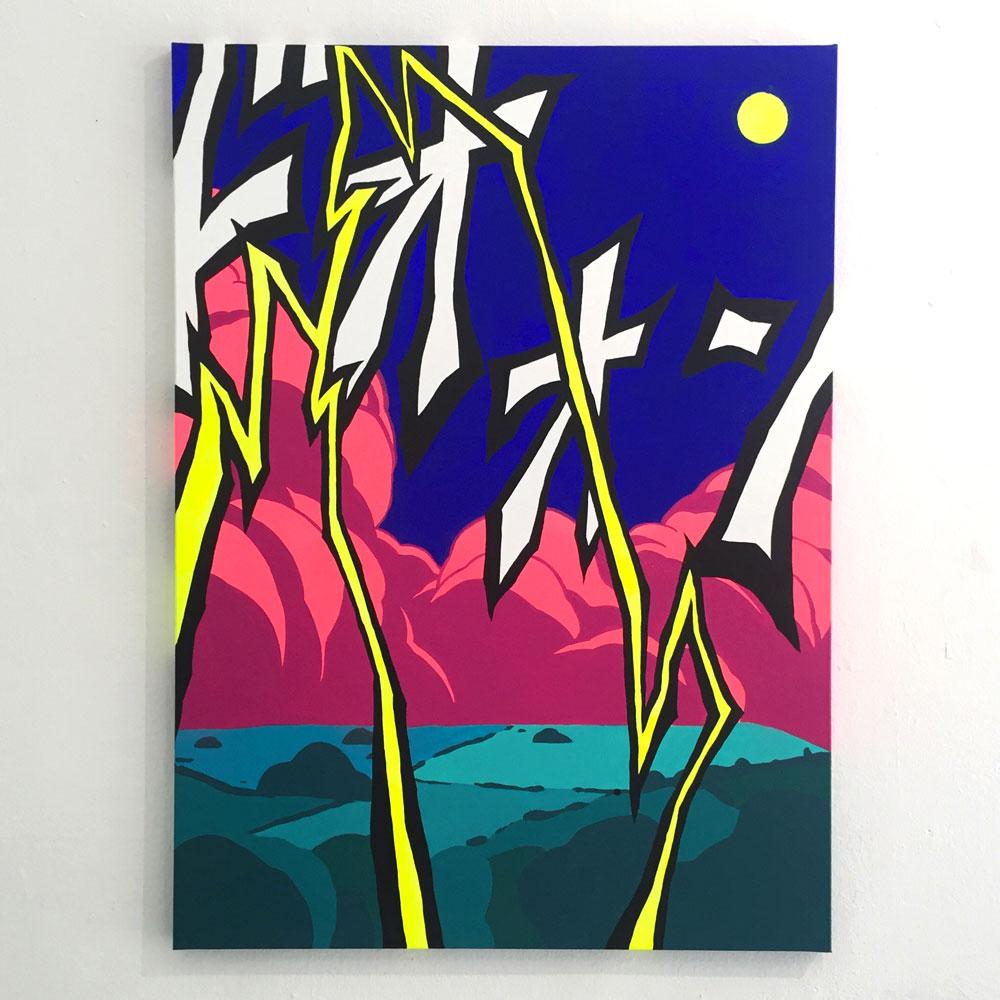 debza-artist-streetart-mural-painting-annecy-galerie-artbyfriends-exhibition-explosion-2