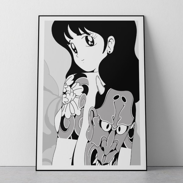 Debza-yakusa-shibuya-manga-artiste-street-print-france