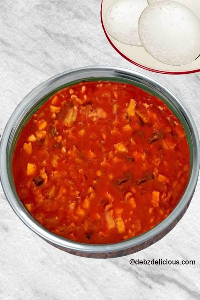 goan pork sorpotel recipe, pork recipe, how to prepare goan pork sorpotel dish