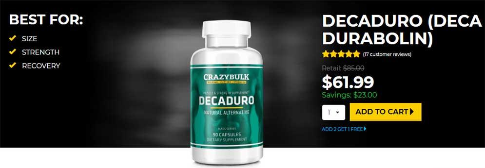 Buy Decaduro