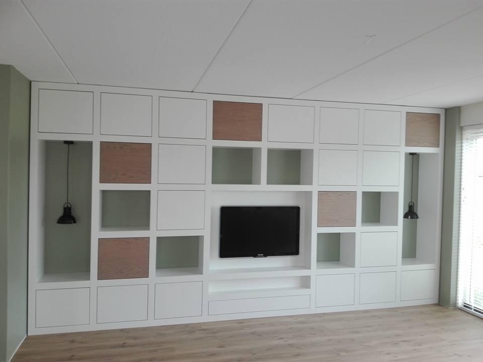 Wandkast Op Maat Deca Designs Maatwerkmeubelen