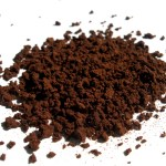 Imagem de pó de café solúvel