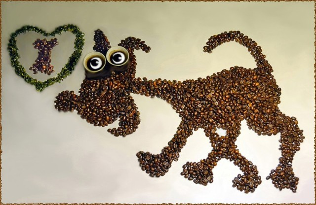 Coffee Fantasies by Irina Nikitina