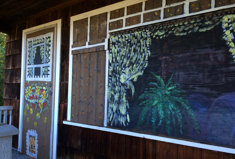 Shakesides: Comox erases lively murals