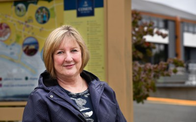 Maureen Swift provides continuity for new council