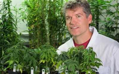 Vanier grad Jonathan Page builds cannabis science hub in Comox