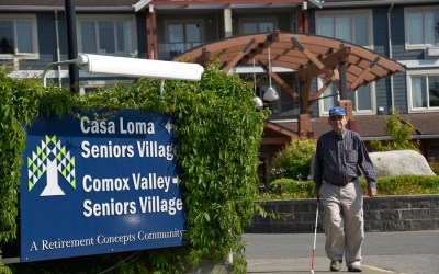 Island Health takes control of Comox Valley Seniors Village to keep residents safe