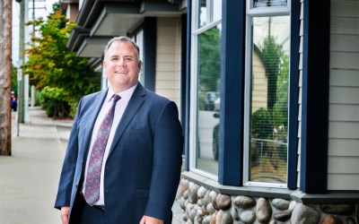 Gord Johns touts record federal investment in Courtenay-Alberni